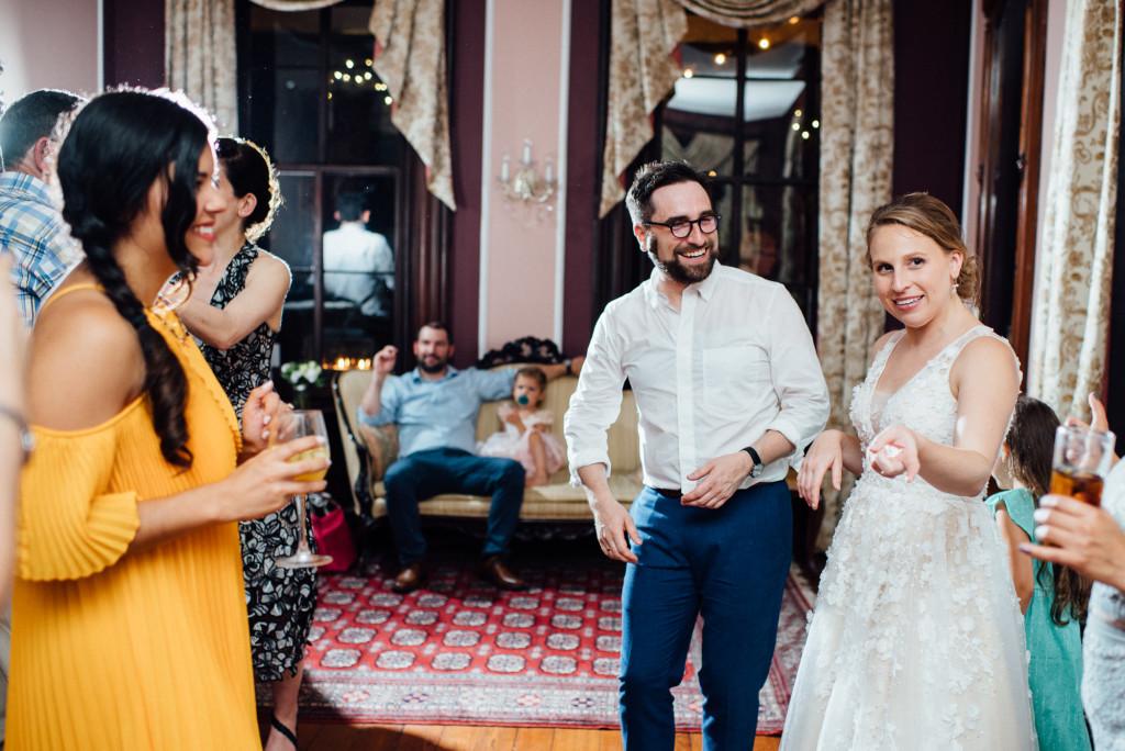 Faunbrook Bed And Breakfast Wedding