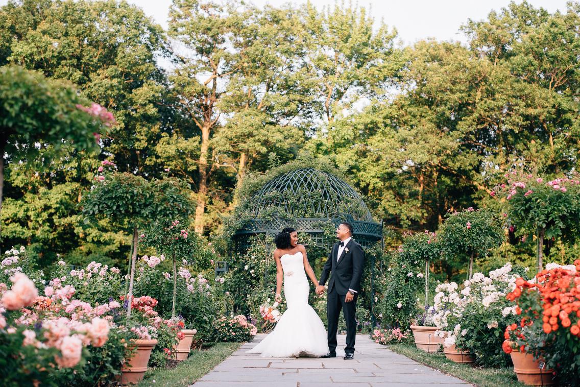 New York Botanical Garden Wedding.Amanda Darnell New York Botanical Garden Stone Mill Wedding